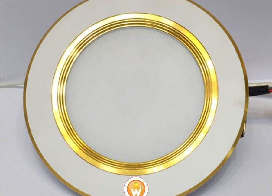 Đèn Wifitech Led downlights tiêu chuẩn 5 sao, cực sang trọng