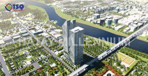 WIFITECH cung cấp hàng cho dự án tòa tháp