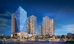 WIFITECH cung cấp hàng hóa cho dự án Hidone city
